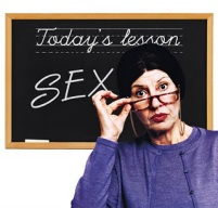 Today's Lesson is Sex