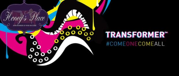 Transformer #comeonecomeall