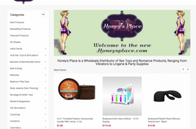 new honeysplace.com