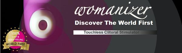 Womanizer Intro Banner